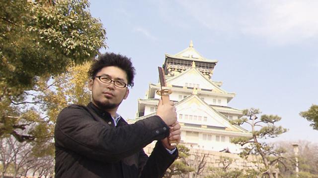 """テレビ番組ハッカテン – カメラアプリ""""真拍刀"""""""